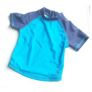 Baby Boys Toddler Sun Swim Top - BNWT - UV Protection - Beach Swimwear - BlueZoo