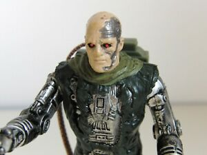 "Terminator Salvation 3 T-600 Playmates 2008 5"" action figure"