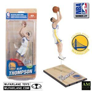 McFARLANE NBA 27 - GOLDEN STATE WARRIORS - KLAY THOMPSON - FIGUR - NEU/OVP