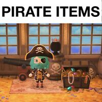 ACNH Pirate Collection