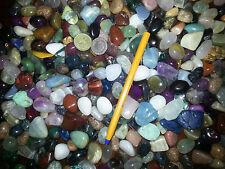 4oz Best large Mix Healing Crystals Tumble Stones Chakra Gemstones Mineral Reiki