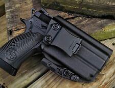 Legacy Firearms Co CZ 75 P01 Omega O-Light Mini Holster Black