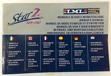 manuale LML star 2Tempi 125/150 cc libretto uso manutenzione C-4727846