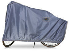 NEW! VK Showerproof Single E-Bike Cover - Keep Bicycle Outdoors Clean & Dry