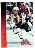 Ray Bourque, 1993 Pinnacle NHL All Star Game Card #21 NHL Boston Bruins NHLPA