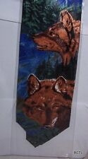New Wolf design Tie