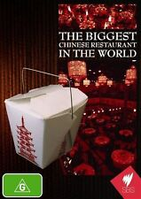 The Biggest Chinese Restaurant In The World (DVD, 2009)