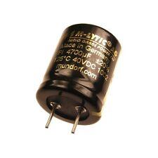 Mundorf condensador Elko 4700uf 40v 125 ° C mlytic ® AG audio Grade 853076