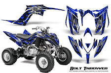YAMAHA RAPTOR 700 2013-2016 GRAPHICS KIT CREATORX DECALS STICKERS BTBL