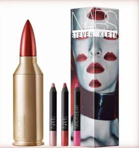 Nars Steven Klein Lip Pencil Kit An Abnormal Female #8329 Lip Pencil Kit NIB