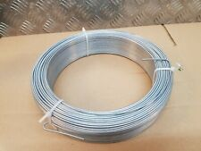 Fence wire 5kg Heavy duty 1.8mm fencing steel cable garden straining line
