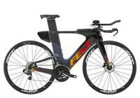 2019 Felt IA2 Disc Carbon Triathlon Bike // TT Time Trial Sram Red eTap 51cm