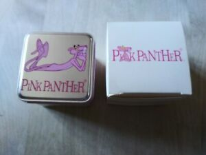 Pink Panther Watch With Collectible Tin And Box