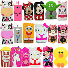 3D Cartoon SuperHero Soft Silicone Back Case Cover For Samsung Galaxy Note 5 On5