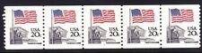 US 1895 MNH 1985 20¢ Flag over Supreme Court PNC 5 Plate #2