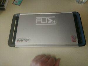 FLI FL800.4 800 Watts 4/3/2 Stereo Channel Bridgeable Car Speaker Amp Amplifier