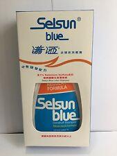 Selsun Blue Dandruff Shampoo For Normal & Regular Hair 11oz