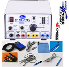 RF CAUTERY 2 Mhz-Electrosurgical Cautery High Frequency with electro-surgery mac