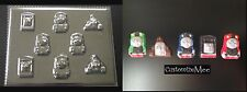 THOMAS The TRAIN TANK ENGINE Friends Chocolate Candy Soap Mold