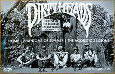 THE DIRTY HEADS Home | Phantoms Of Summer Signed By All 5 Ltd Ed RARE New Poster