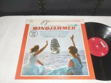 MORTON GOULD~Windjammer Original Musical Soundtrack~COLUMBIA 2 EYE STEREO LP