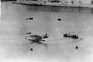 Captured Cant Malta. World War 2 photograph