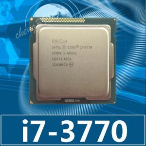 Intel Core i7-3770 3.4GHz Quad-Core  Processorcpu
