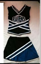 Womens Cheerleader Costume/outfit Size 8-10 one tree hill style