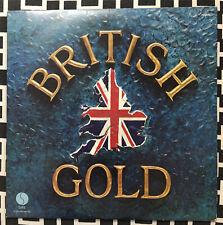 """British Gold"" 1978 Double LP 1978 Sire Records R224095 Vintage Vinyl"
