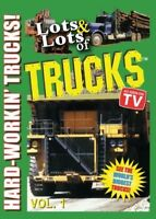 Lots and Lots of Trucks Vol. 1 [New DVD]