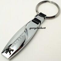 Peugeot cars key ring fob chain partner expert boxer 107 207 205 3008 206 308