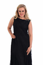Boat Neck Cocktail Maxi Dresses for Women