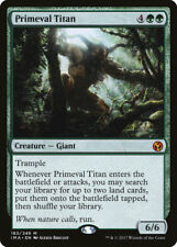 MTG X1: Primeval Titan, Iconic Masters, M, Light Play - FREE US SHIPPING!