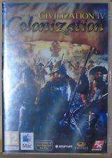 Sid Meier's Civilization IV: Colonization (Mac, 2008)