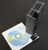 SIEMENS SIMATIC Kommunikationsprozessor CP340 6ES7340-1BH00-0AE0 mit 20 MILLL