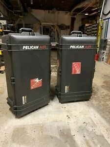 Pelican Case 1615 with Wheels, Handle and Foam