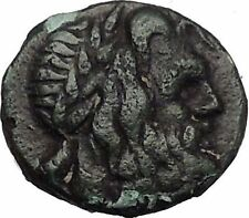 PHILIP V King of Macedonia 212BC Zeus Athena Authentic Ancient Greek Coin i50858