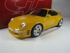 RUF CTR2 SPORT 1997 - PORSCHE 993 - 1/18 GT SPIRIT (JAUNE)