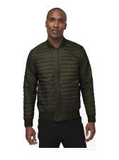 Mens lululemon reversible Bomber jacket-Large