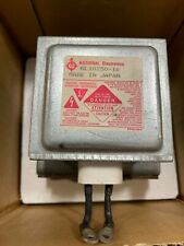 New listing National Electronics Nl 10250-16 Magnetron 2Kw. Air cooled, Cw