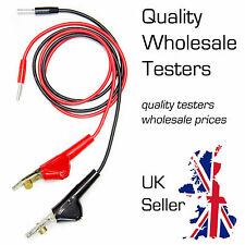 AMECaL TL-110 ACT GOLD Leads for ACT Battery Tester Load Tester