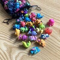 10pcs Random HATCHIMALS COLLEGGTIBLES Animals Mini Figure Toy - All Different