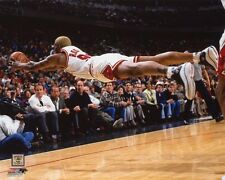 Chicago Bulls DENNIS RODMAN Glossy 8x10 Photo NBA Basketball Print Poster