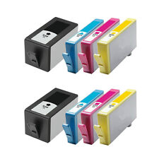 8 Ink Cartridge for HP 920 XL Officejet Printer 6000 6500 6500A 7000 7500A