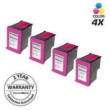 4 HP61XL 61XL 61 CH564WN Color Printer Ink Cartridge for HP Deskjet 3050a