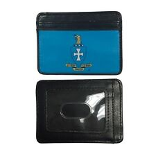 Sigma Chi Slim Wallet Credit Card Case with Crest Sig Chi