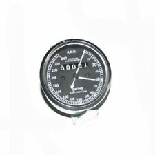 Replica Smiths Speedometer 240 Kph Km/H Fits Royal Enfield Norton Triumph CDN