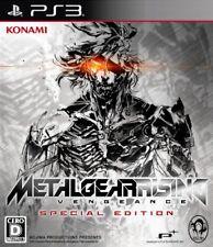 NEW Metal Gear Rising Ribenjensu Special Edition - PS3
