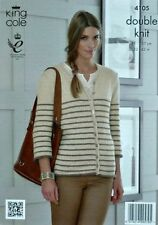 Clothing, Handbags & Shoes DK/Double Knit Cardigans Patterns