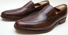 COLE HAAN GRAND OS C12854 Madison Split Venetian BRN SLIP ON LOAFERS SHOES 13 M